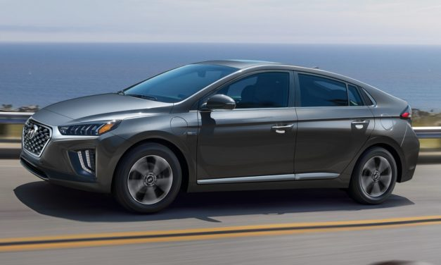 The EV Report's look at the Hyundai IONIQ PHEV Limited
