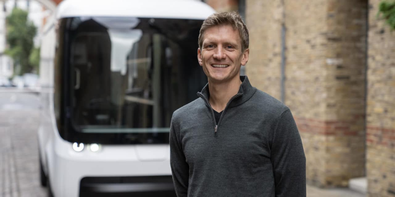Arrival Appoints Tom Elvidge Head Arrival Mobility's UK division