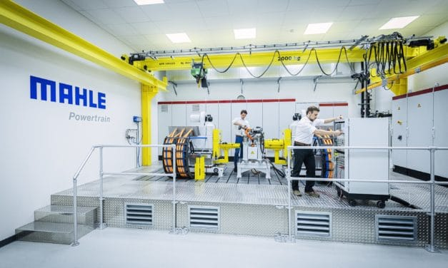 MAHLE Opens Development Center for Electric Drives
