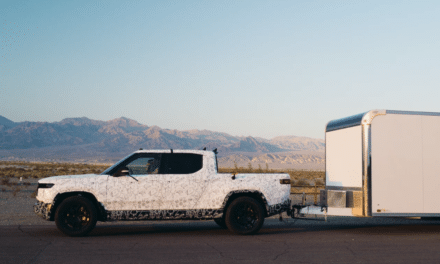 RIVIAN + Heat + Towing = Adventure