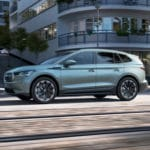 SKODA Begins Production of ENYAQ iV
