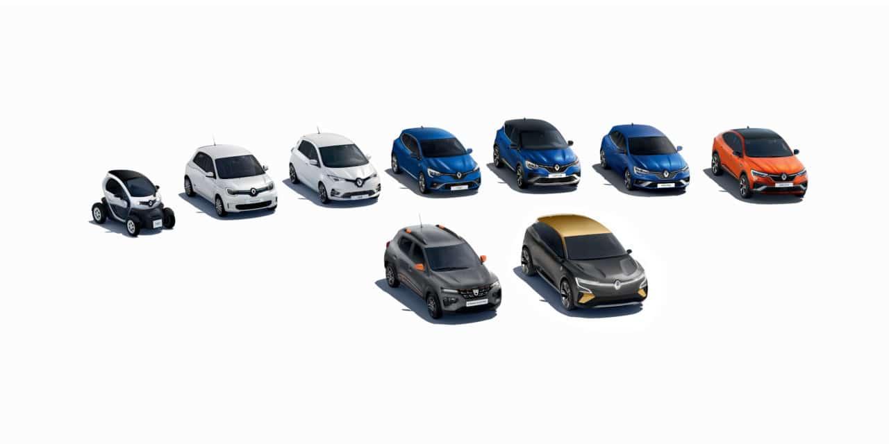 Renault Continues to Lead European EV Market