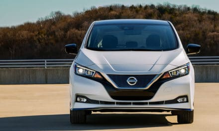 2021 Nissan LEAF Goes on Sale with $31,620 Price Tag