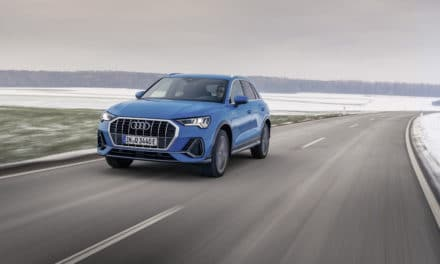 Audi's Q3 as a Plug-In Hybrid