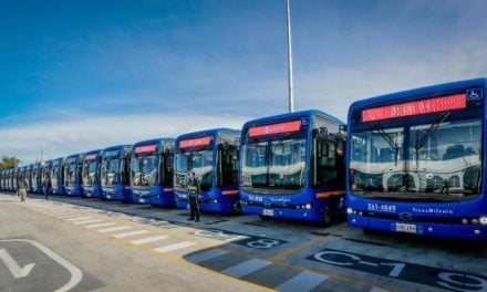 BYD Delivers Largest Pure Electric Bus Fleet in Colombia