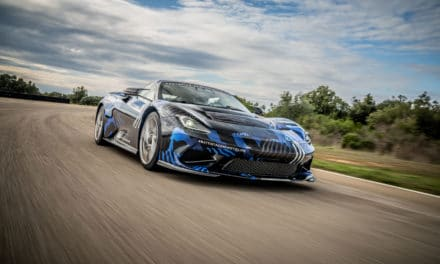 Battista Hypercar Completes High Speed Test Program In Nardò