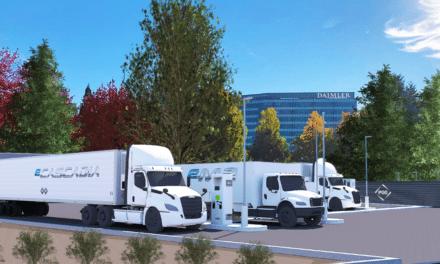 Daimler Trucks North America, Portland General Electric Announce Public Heavy-Duty Electric Truck Charging Site