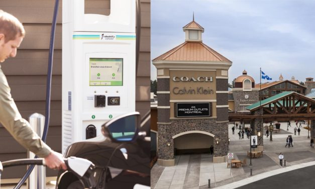 Electrify Canada Now with Ultra-Fast Charging Station at Premium Outlets Montréal