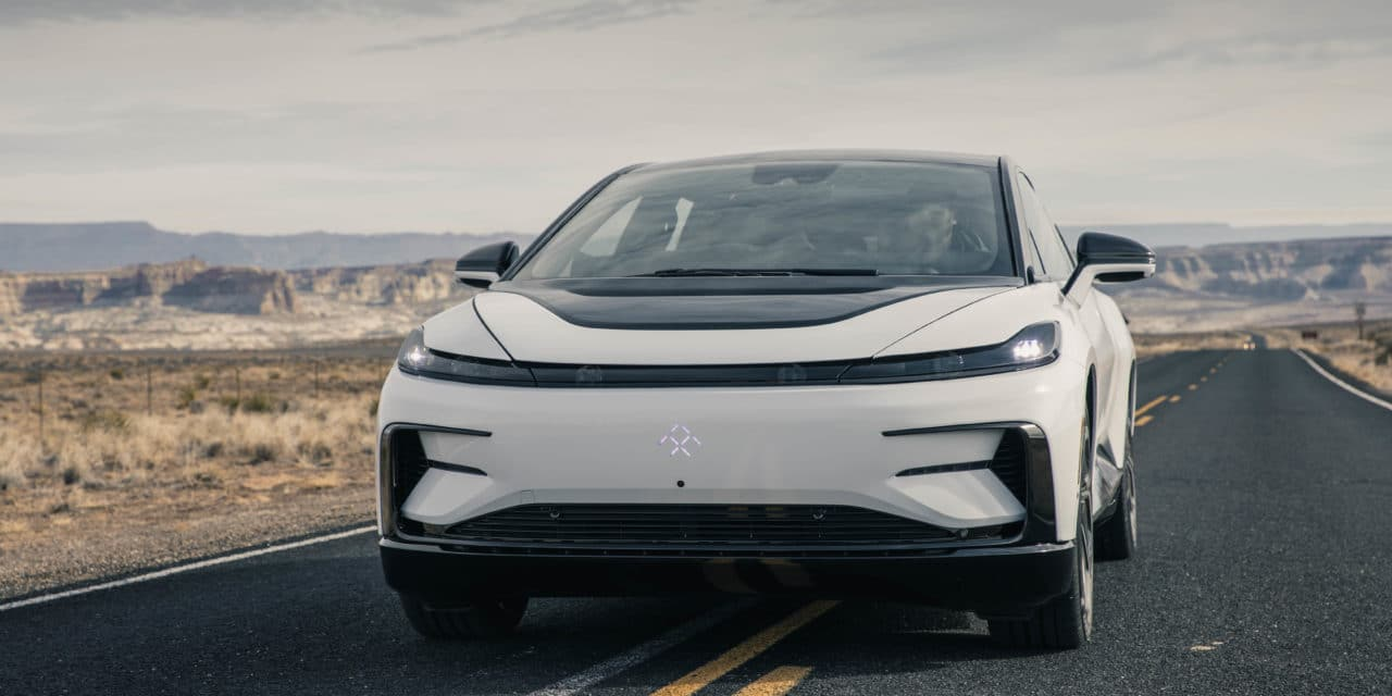 Faraday Future Partners With MIVOLT (M&I Materials) to Announce a Unique Fully Submerged Battery Cooling System
