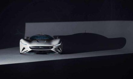 Meet the Jaguar Vision Gran Turismo SV