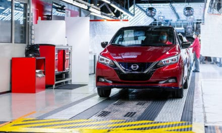 Nissan Celebrates 10 Years with Leaf