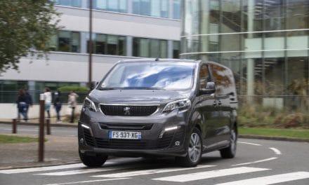 PEUGEOT e-EXPERT: Van of the Year 2021