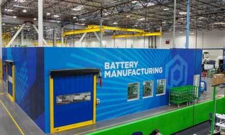 Next-Generation Proterra EV Battery Manufacturing Facility Opens