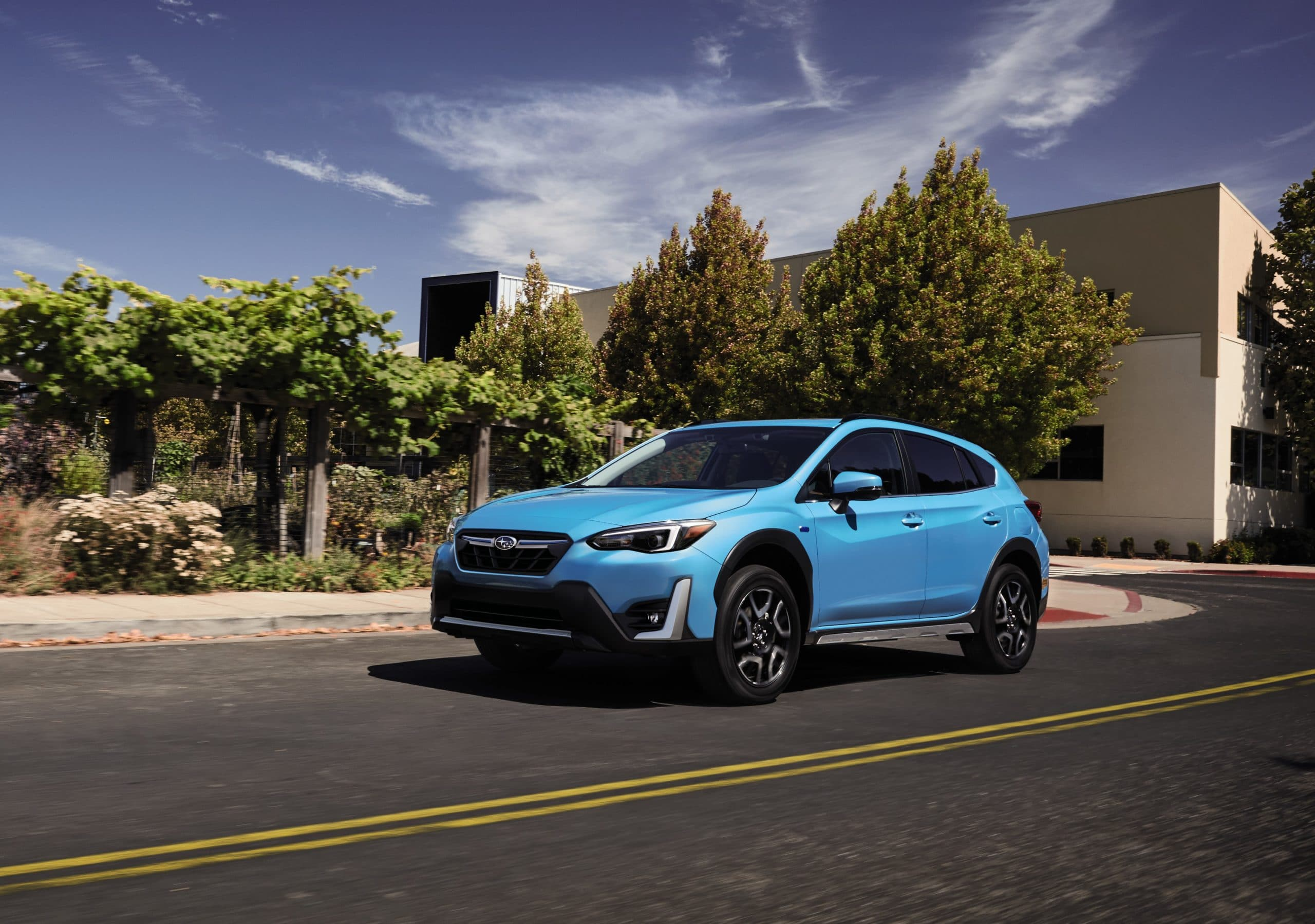 Subura Announces Pricing on 2021 Crosstrek Hybrid