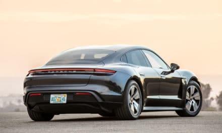Porsche Taycan Enjoying First Year on American Roads