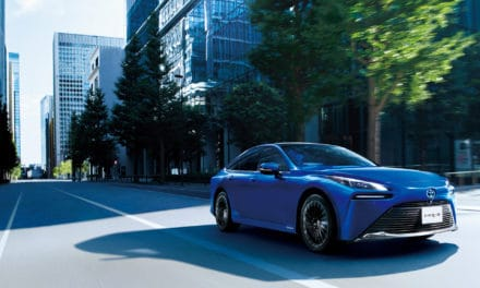 Toyota Announces Launch of New Mirai