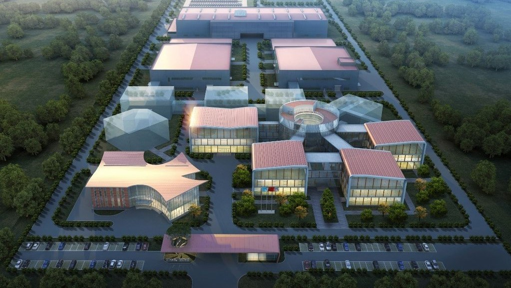 Volkswagen Inaugurates R&D Center for e-mobility in China