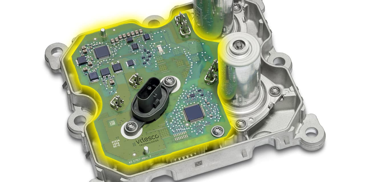 Vitesco Technologies Supplies Renault with Actuator Module for Electrified Transmissions
