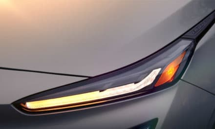 Sneak Peek at 2022 Chevy Bolt EUV Signature Lighting