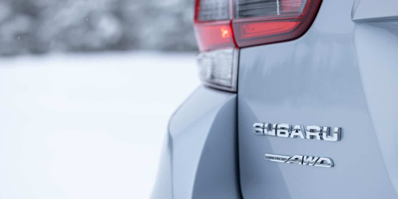Subaru Confirms All-Electric Model for Europe