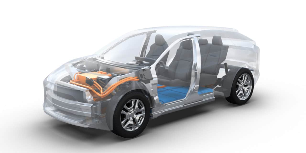 Toyota to Preview All-New Battery Electric SUV