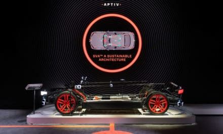 Aptiv Introduces Next-Gen ADAS Platform for Highly Automated and Electrified Vehicles