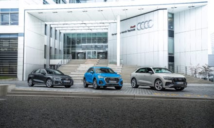 Audi: Above and Beyond CO2 Fleet Target