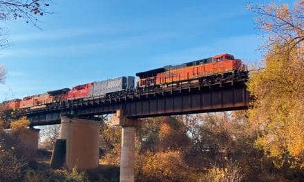 BNSF and Wabtec Test Electric Locomotive