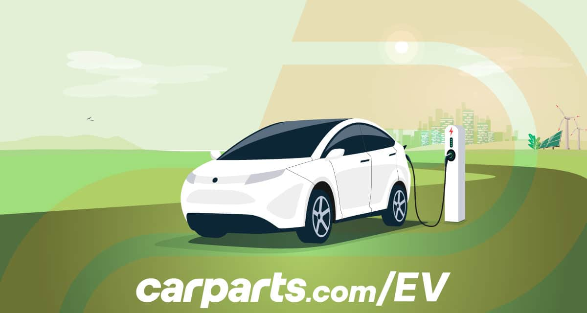 CarParts.com Launches First Electric Vehicle & Hybrid Focused Shopping Hub