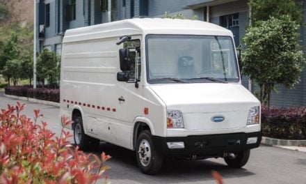 CityPorter: Cenntro Automotive Unveils Class 4 All-Electric Commercial Vehicle
