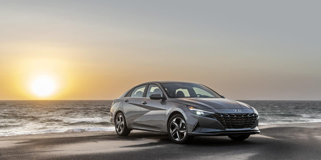 Hyundai Elantra Hybrid and Sonata Hybrid Named Best Cars to Buy 2021 by The Car Connection