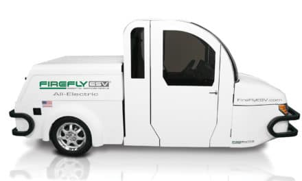 FireFly ESV Electric Vehicle Gets New Endorsement