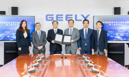 Geely, Foxconn Joint Venture to Help Bring Evs to the Market