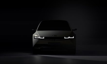 Hyundai Teases with First Glimpse of New IONIQ 5