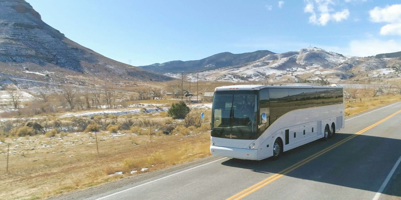 Lightning eMotors Delivers First All-Electric Motorcoach to ABC Companies