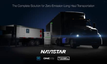 General Motors to Supply Hydrotec Fuel Cell Power Cubes to Navistar