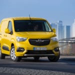Uncompromising E-Mobility: New Opel Combo-e Compact Van