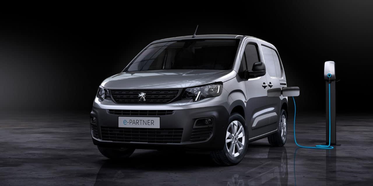PEUGEOT e-PARTNER, the Next Gen Small e-Van