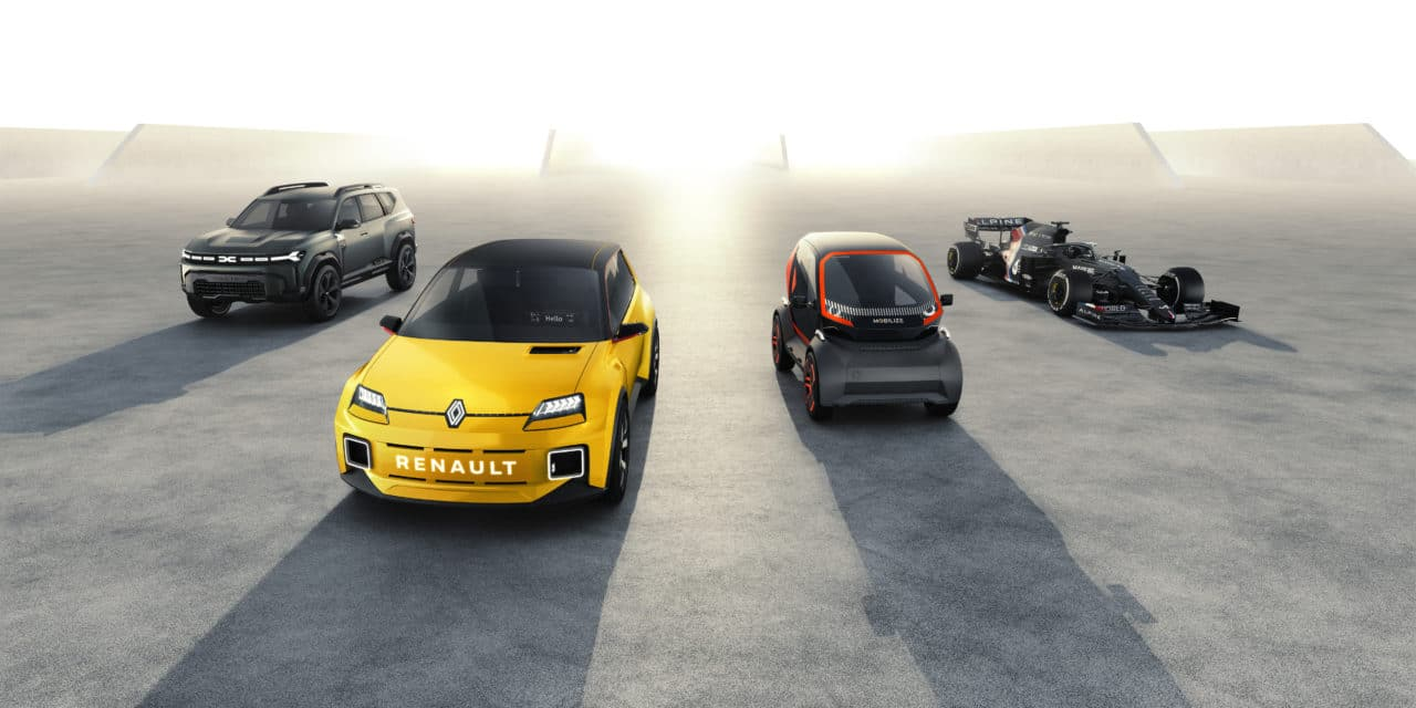 Renaulution: Renault's New Plan is Electrified