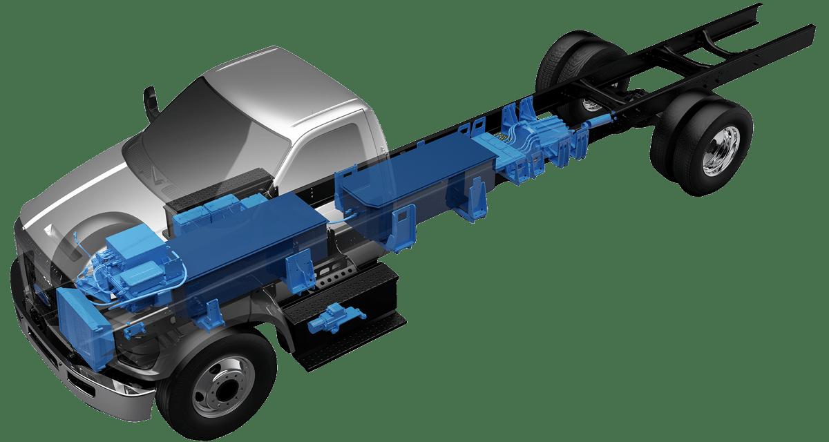 ROUSH CleanTech Electric Truck Achieves Key Incentive