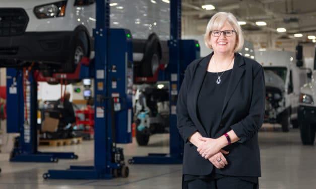 Teresa Covington Named CFO Lightning eMotors