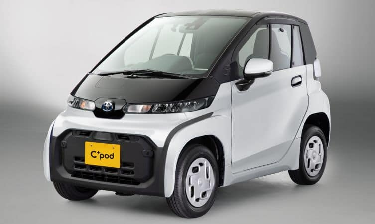 So What is the Toyota C+pod Anyway?