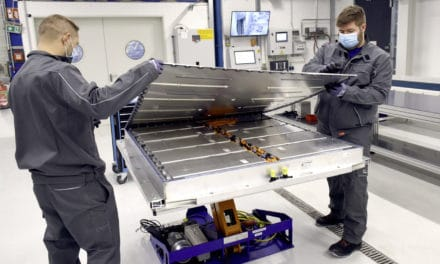 VW Opens Plant for Recycling Electric Car Batteries