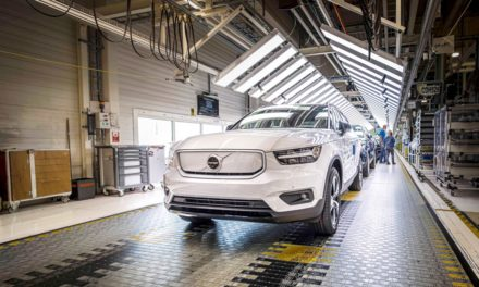 Volvo to Boost EV Production in Ghent