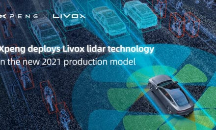 Xpeng Partners with Livox to Deploy Lidar Technology