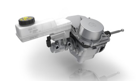 ZF Launches New EV Braking System