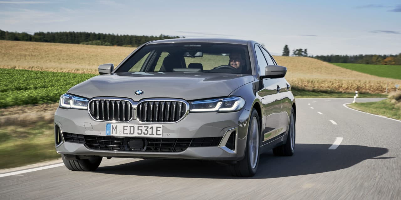 BMW Introduces Entry-Level Plug-in Hybrids