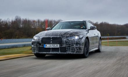 BMW i4: On the Track with the Purely Electric Gran Coupé
