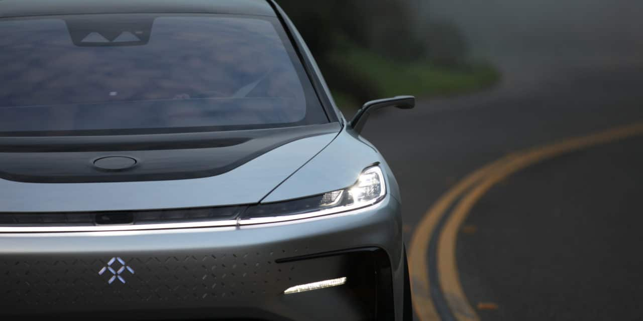 Faraday Future to Go Public via Merger, $1 Billion in Proceeds