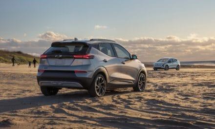 Chevy Expands EV Lineup with 2022 Bolt EUV, Bolt EV